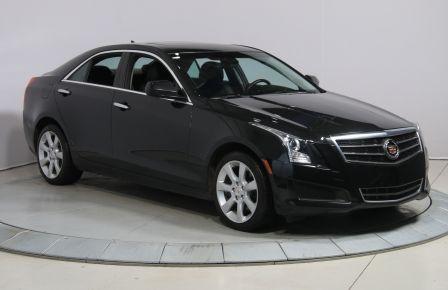 2014 Cadillac ATS AWD TOIT CUIR MAGS #0