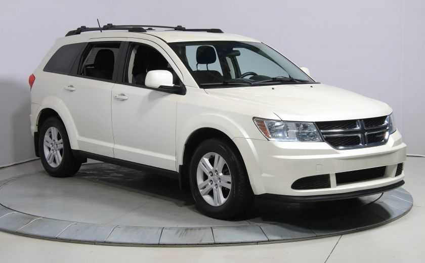2012 Dodge Journey CANADA VALUE PKG A/C MAGS GR ELECT #0