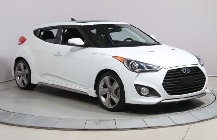 2014 Hyundai Veloster TURBO CUIR TOIT MAGS #0