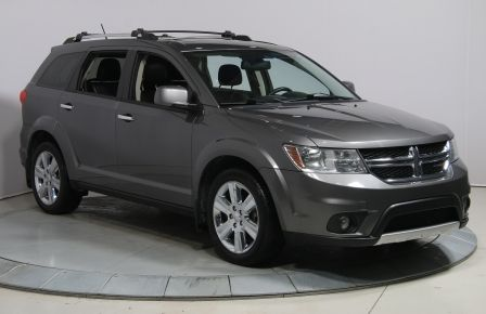 2013 Dodge Journey R/T A/C CUIR TOIT MAGS BLUETHOOT #0