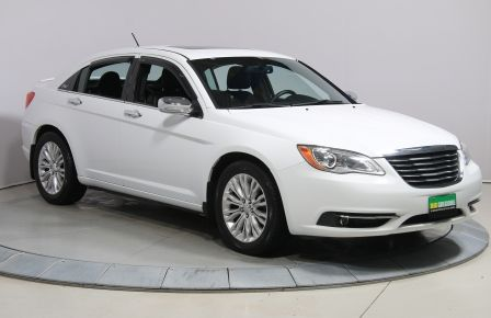 2013 Chrysler 200 LIMITED TOIT CUIR MAGS #0