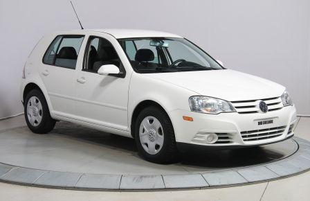 2010 Volkswagen Golf BAS KILOMETRAGE #0