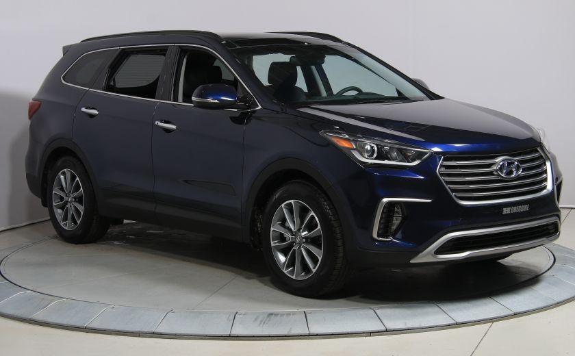 2017 Hyundai Santa Fe XL 7PASS LUXURY AWD TOIT CUIR MAGS #0
