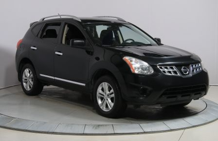 2012 Nissan Rogue SV AWD A/C BLUETOOTH MAGS #0