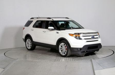 2013 Ford Explorer LIMITED AWD V6 CUIR TOIT NAV CRUISE ADAPTATIF #0