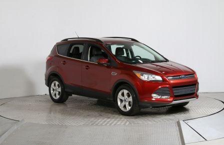 2015 Ford Escape SE Ecoboost AUTO A/C CUIR  MAGS BLUETHOOT CAMÉRA D #0