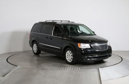 2014 Chrysler Town And Country TOURING STOW'N GO CAMÉRA DE RECUL HAYON ET PORTES #0