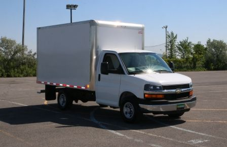 2016 Chevrolet Express 3500 CUBE 139