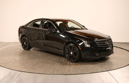 2014 Cadillac ATS AWD 2.0 TURBO AUTO A/C CUIR  MAGS BLUETHOOT #0