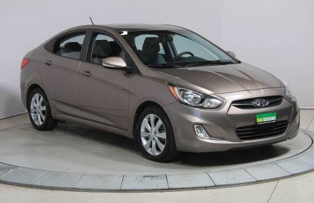 2013 Hyundai Accent GLS TOIT BLUETOOTH BANC CHAUFFANT #0