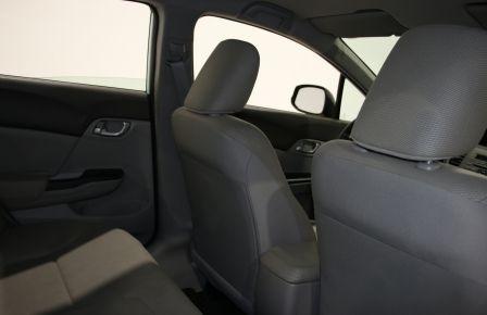 2012 Honda Civic DX BAS KILOMETRAGE #0