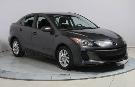 2013 Mazda 3 GX A/C BLUETOOTH GR ELECT #0