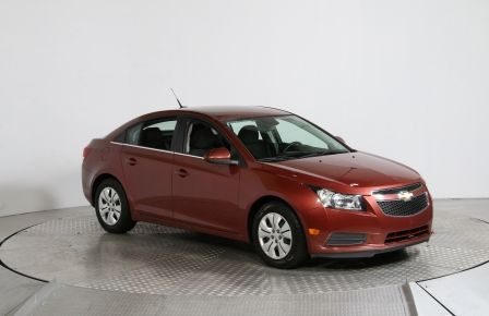 2012 Chevrolet Cruze LT TURBO A/C BLUETOOTH #0