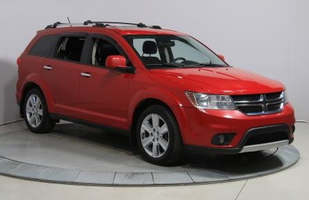 2013 Dodge Journey R/T AWD CUIR TOIT BLUETOOTH DVD 7 PASSAGERS #0