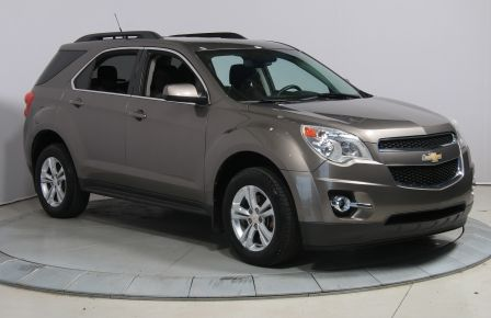 2012 Chevrolet Equinox 1LT BLUETOOTH CAMERA RECUL GR ELECTRIQUE #0