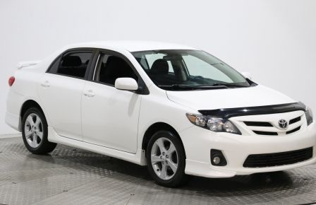 2012 Toyota Corolla S AUTO A/C MAGS BLUETOOTH #0