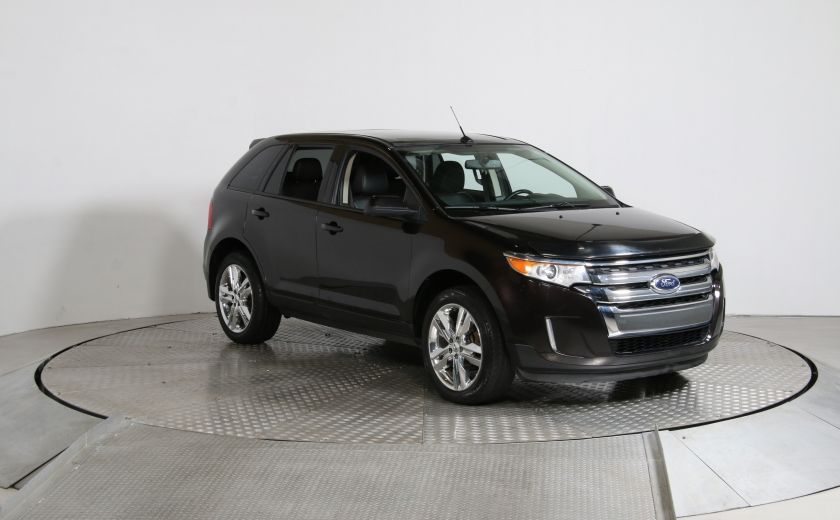 2013 Ford EDGE SEL AWD TOIT OUVRANT NAVIGATION SYSTEM SYNC #0
