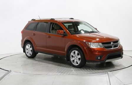 2012 Dodge Journey SXT A/C GR ELECT MAGS BLUETOOTH CAM.RECUL #0