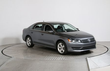 2012 Volkswagen Passat COMFORTLINE AUTO TOIT CUIR MAGS #0