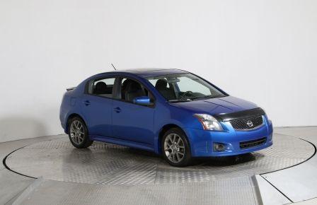 2011 Nissan Sentra SE-R A/C TOIT MAGS #0