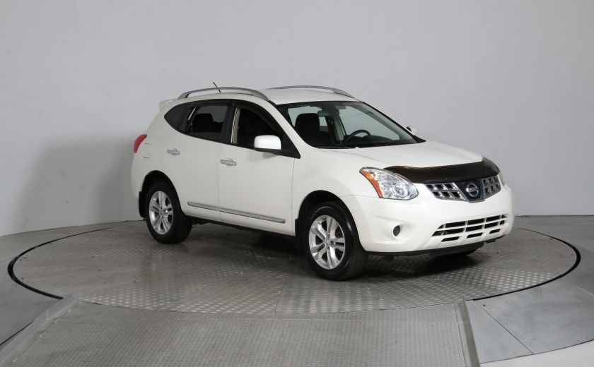 2012 Nissan Rogue SV AWD A/C GR ELECT MAGS BLUETOOTH CAM.RECUL #0