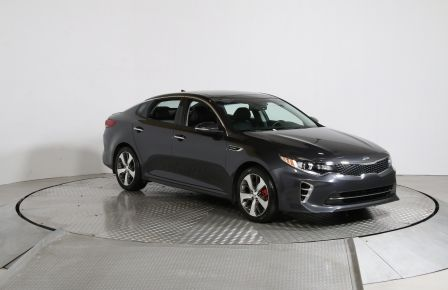 2016 Kia Optima SX Turbo A/C CUIR TOIT MAGS BLUETHOOT #0