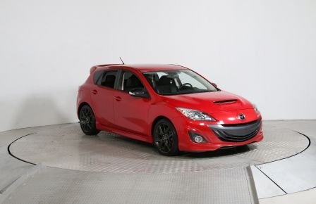 2013 Mazda 3 SPEED TURBO A/C GR ÉLECT MAGS BLUETHOOT #0
