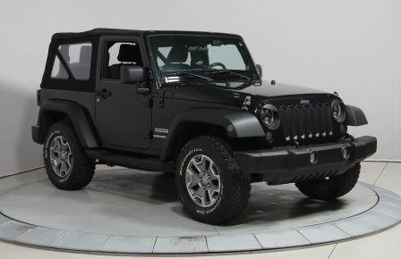 2014 Jeep Wrangler SPORT 4X4 #0