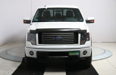 2011 Ford F150 FX4 4WD SUPERCREW #0