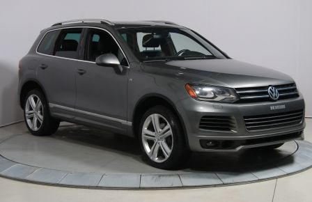 2014 Volkswagen Touareg HIGHLINE NAVIGATION TOIT PANORAMIQUE #0
