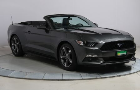 2016 Ford Mustang CONVERTIBLE V6 AUTO A/C GR ÉLECT MAGS BLUETHOOT CA #0