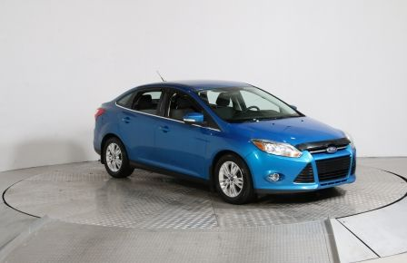 2012 Ford Focus SEL AUTO A/C GR ÉLECT MAGS BLUETHOOT #0