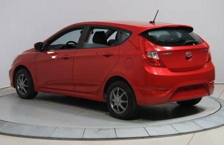 2013 Hyundai Accent HATCHBACK L BAS KILOMÈTRAGE #0
