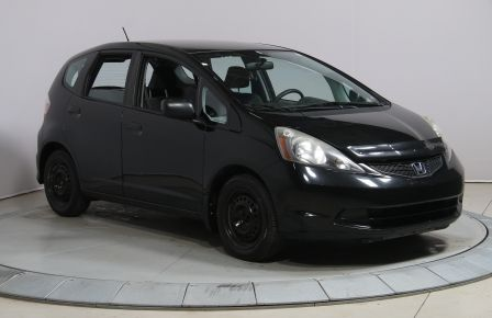 2009 Honda Fit DX #0