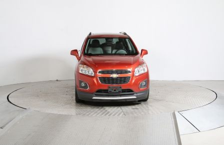 2014 Chevrolet Trax LTZ BOSE AUDIO SYSTEM CUIR BLUETOOTH #0
