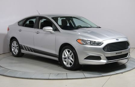 2014 Ford Fusion SE A/C BLUETOOTH BANCS CHAUFFANT #0