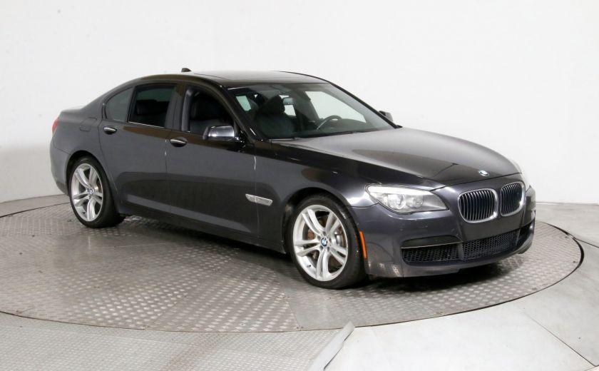 2012 BMW 750I 750i xDrive CUIR TOIT MAGS CAM DE RECULE #0