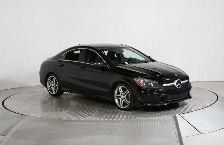 2016 Mercedes Benz CLA250 CLA 250 AUTO CUIR NAVIGATION MAGS BLUETOOTH #0