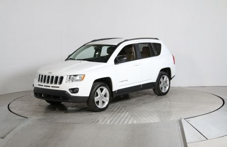 2011 Jeep Compass LIMITED 4WD AUTO A/C CUIR MAGS #0