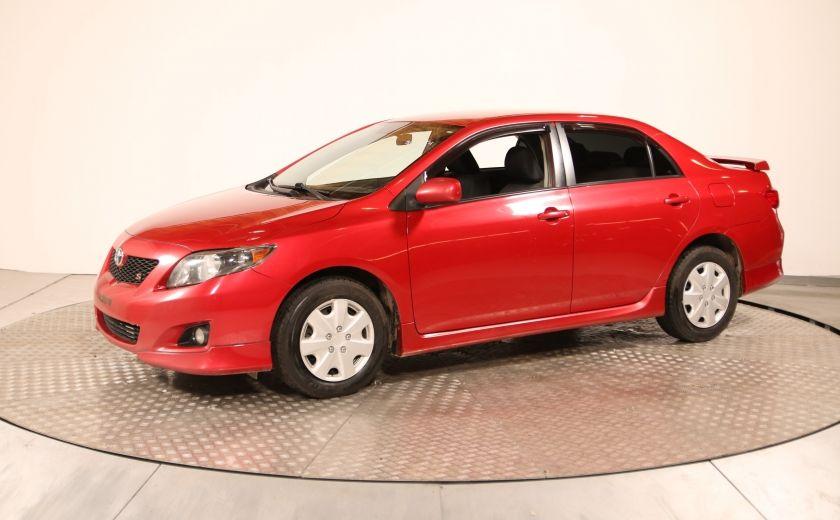 2010 Toyota Corolla S A/C GR ELECT #0