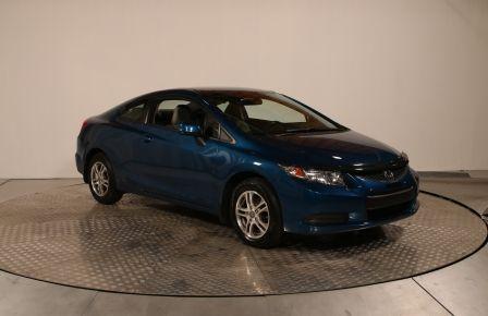 2013 Honda Civic COUPE LX A/C GR ÉLEC MAGS BLUETHOOT BAS KILO #0