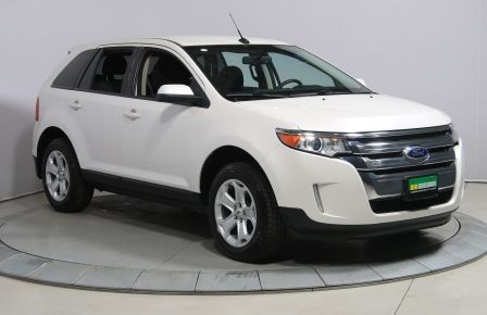 2014 Ford EDGE SEL AWD BLUETOOTH GPS GR ELECTRIQUE #0