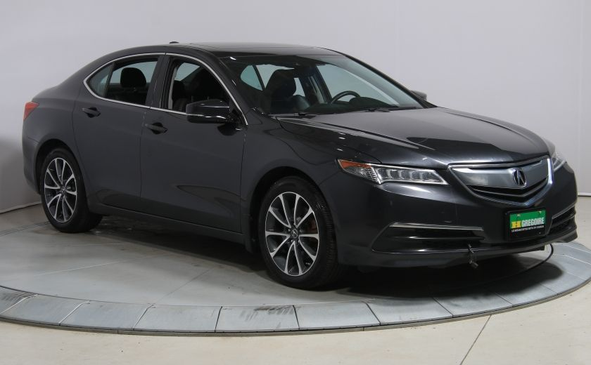 2015 Acura TLX V6 Tech SH-AWD AUTO A/C CUIR TOIT NAVIGATION CAMÉR #0