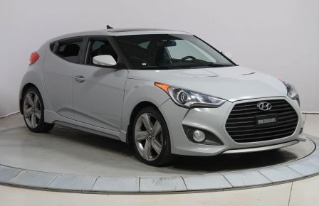 2013 Hyundai Veloster TURBO DIMENSION AUDIO SYSTEM TOIT PANORAMIQUE #0