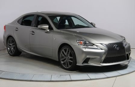 2014 Lexus IS250 AWD FSPORT TOIT OUVRANT NAVIGATION #0
