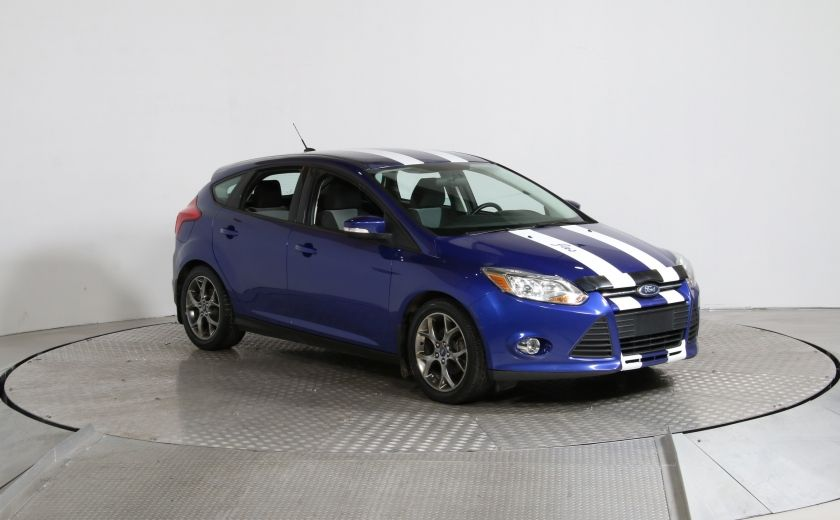2014 Ford Focus SE R A/C BLUETOOTH GR ELECTRIQUE MAGS #0