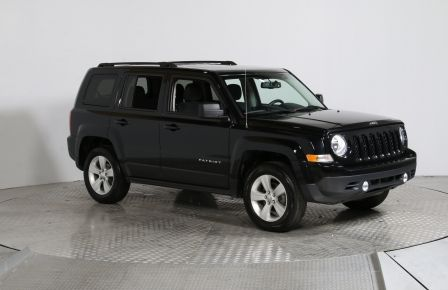 2015 Jeep Patriot North 4WD A/C TOIT MAGS BLUETHOOT #0