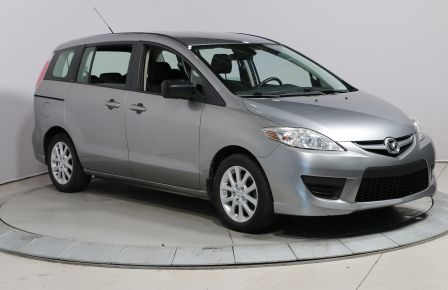2010 Mazda 5 GS A/C GR ELECTRIQUE MAGS #0