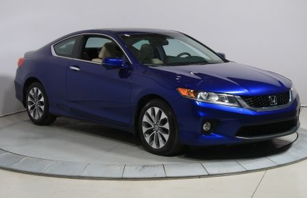 2013 Honda Accord COUPE EX-L AUTO A/C CUIR TOIT NAVIGATION MAGS BLUE #0