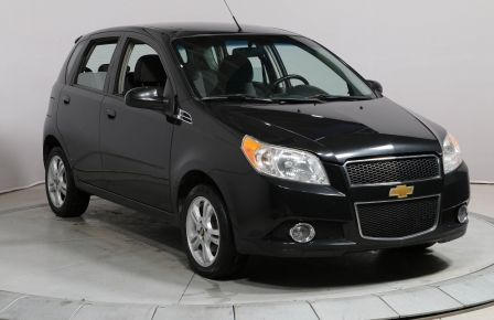 2010 Chevrolet Aveo LS A/C MAGS BAS KILOMETRAGE #0